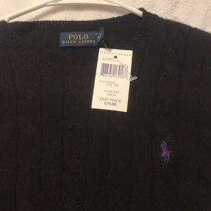 Polo by Ralph Lauren Sweater NWT